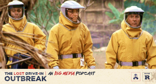 Movie Watch Outbreak 1995 Podcast Film Discussion The Lost Drive In